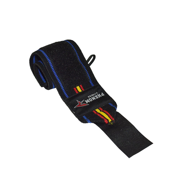 PHENOM WW-2 Neoprene Weight Lifting Wrist Wraps