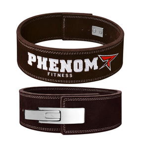 PHENOM PB-2 Leather Powerlifting Belt