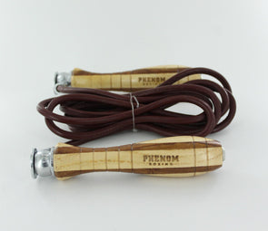 SR-1 Leather Skipping Rope