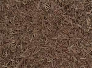 Dyed Brown Mulch - Bulk (Per Yard)