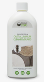 Cast Aluminum Cleaner and Guard