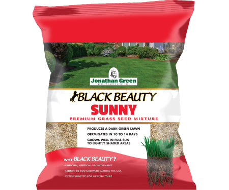 Jonathan Green Black Beauty Sunny Grass Seed