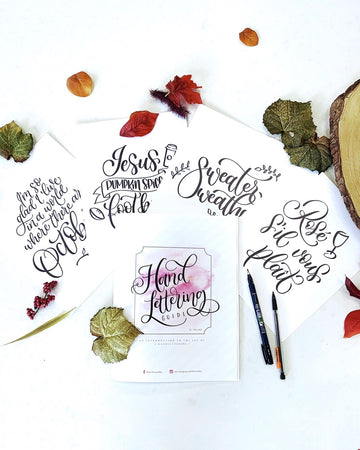 Modern Calligraphy 101!
