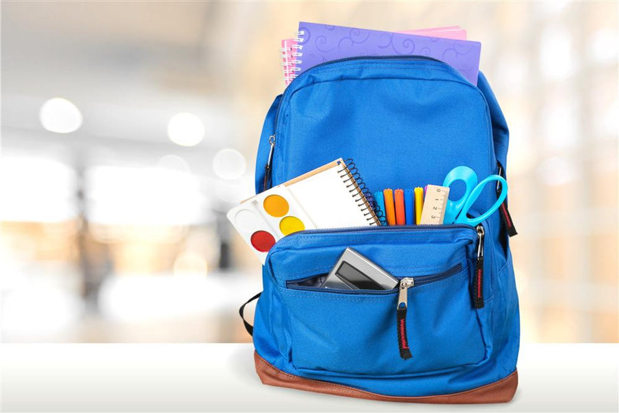 Back To School-Pack The Backpack!