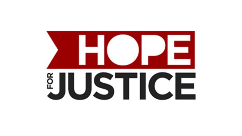 Hope For Justice-The Fight Against Modern Slavery and Human Trafficking