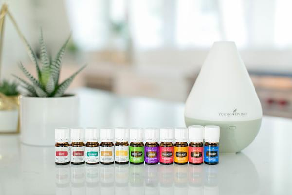 Wellness Rev{OIL}ution
