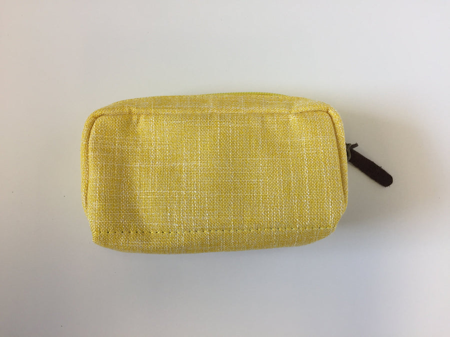 Oil Bag- yellow/green