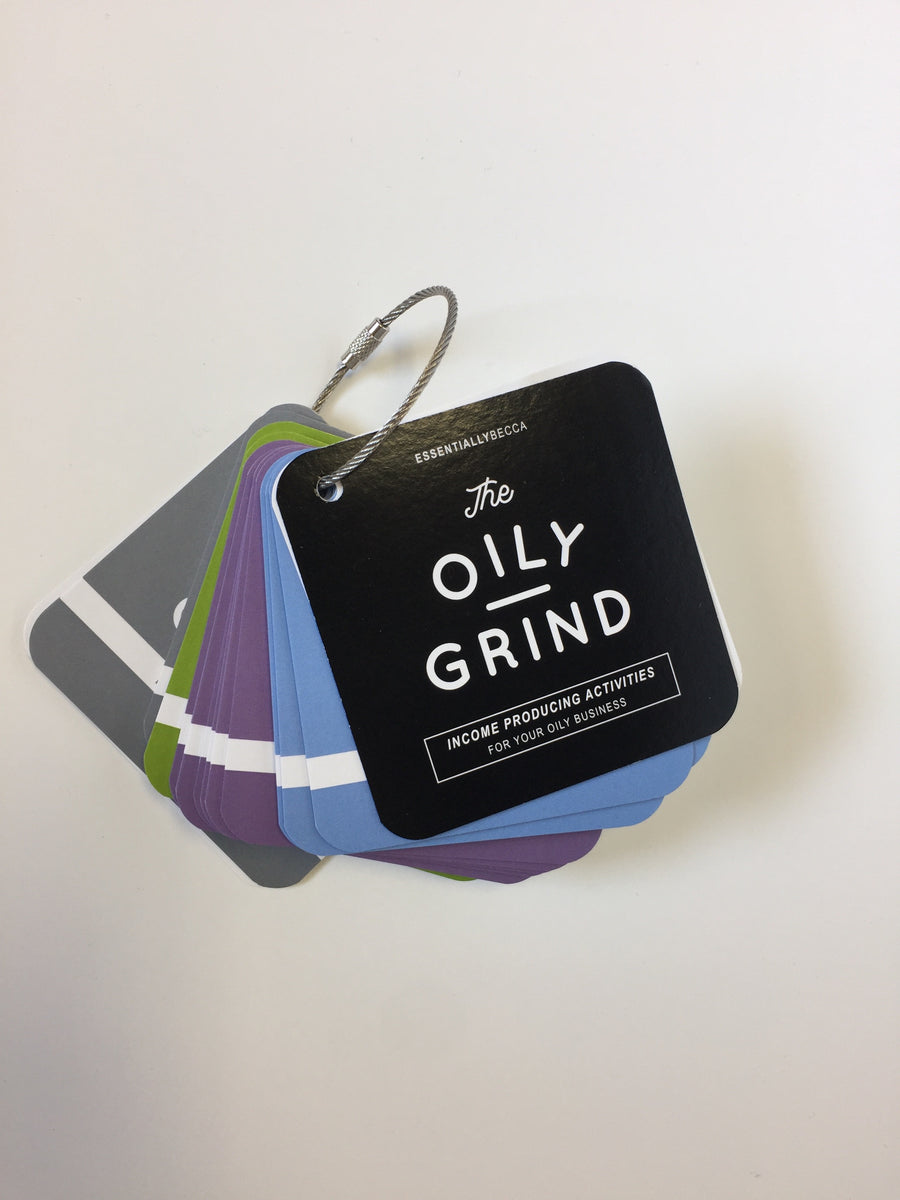 Oily Grind