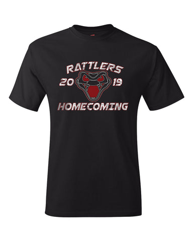 2019 ATLAS RATTLERS HOMECOMING T-SHIRT