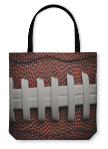 Tote Bag, American Football