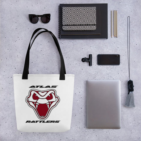 RATTLERS Tote bag