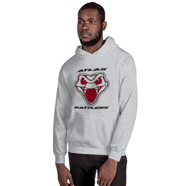 RATTLERS Hooded Sweatshirt