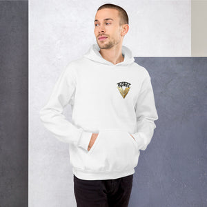 RISEIT 2 LOGO Hooded Sweatshirt