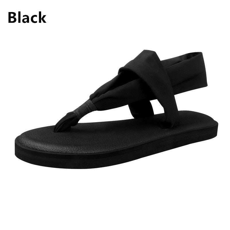 Casual EVA Flat Heel Summer Slippers