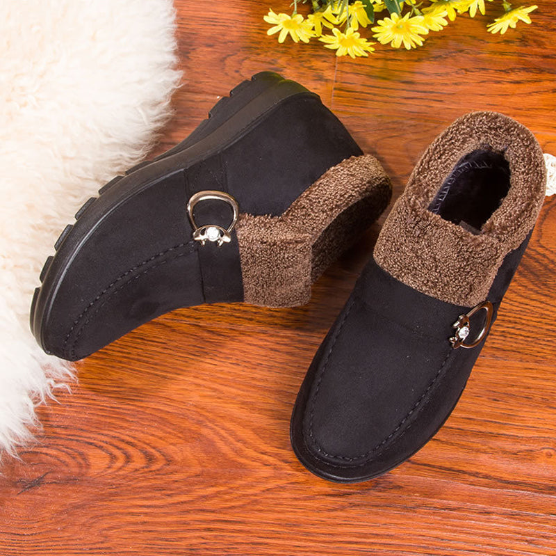 Daily Cotton Winter Women's Shoes