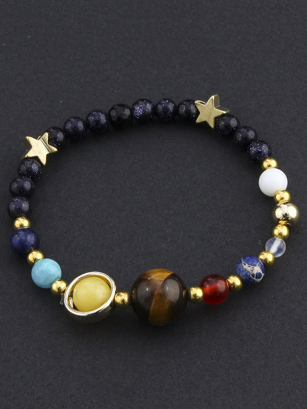 Summer Statement Planet Lovely Bracelet
