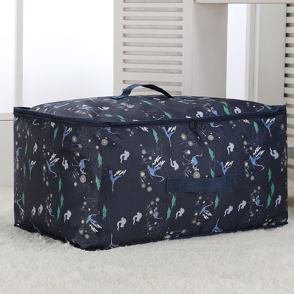 SaicleHome Portable Oxford Clothes Quilts Storage Bags