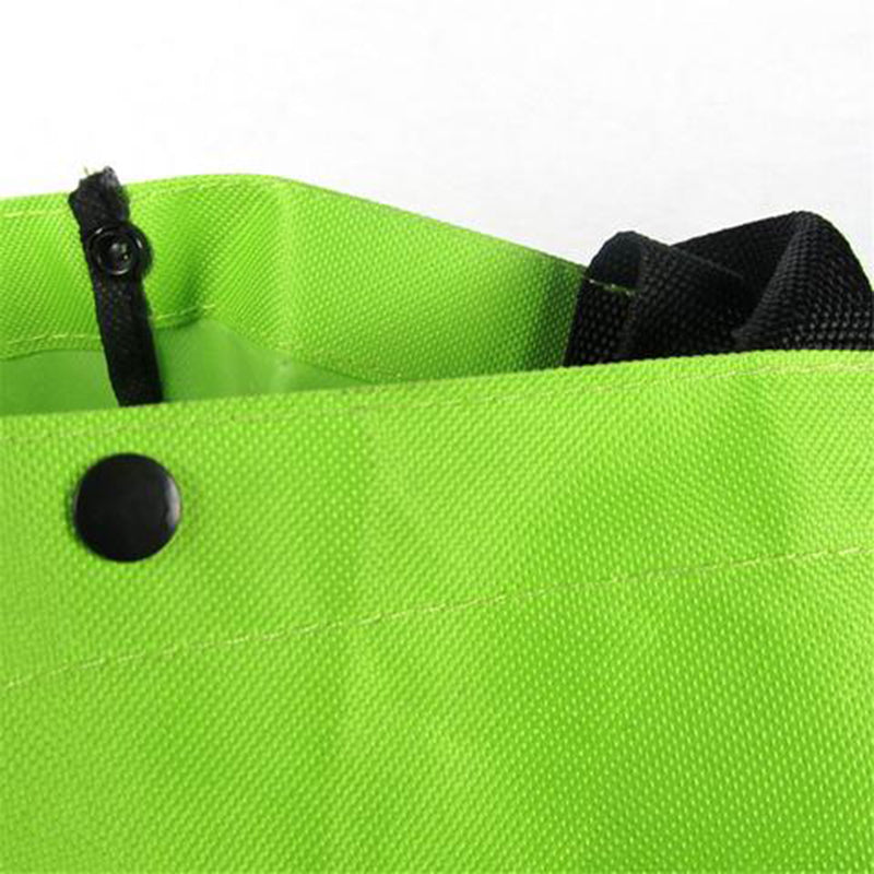 Foldable Oxford Buckle Shopping Bags