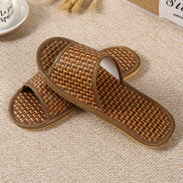 Casual Braided Skid-proof House Slippers