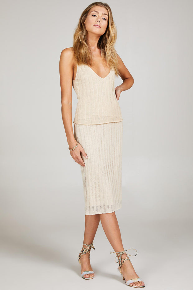 Sage the Label - Laguna Knit Skirt, , Too Tempted - Too Tempted