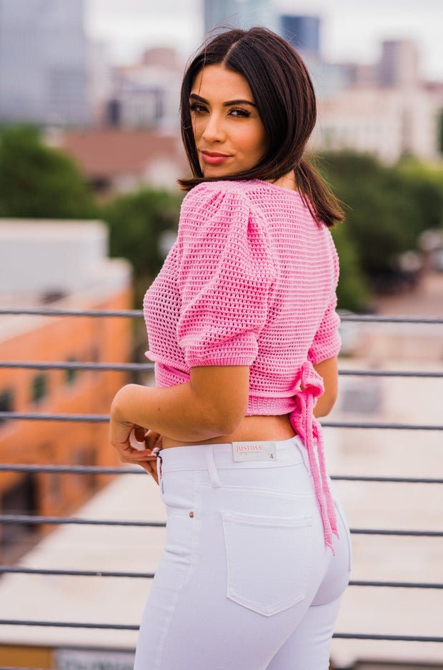 Not Your Basic Blue Jeans