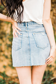 Arizona Denim Skirt