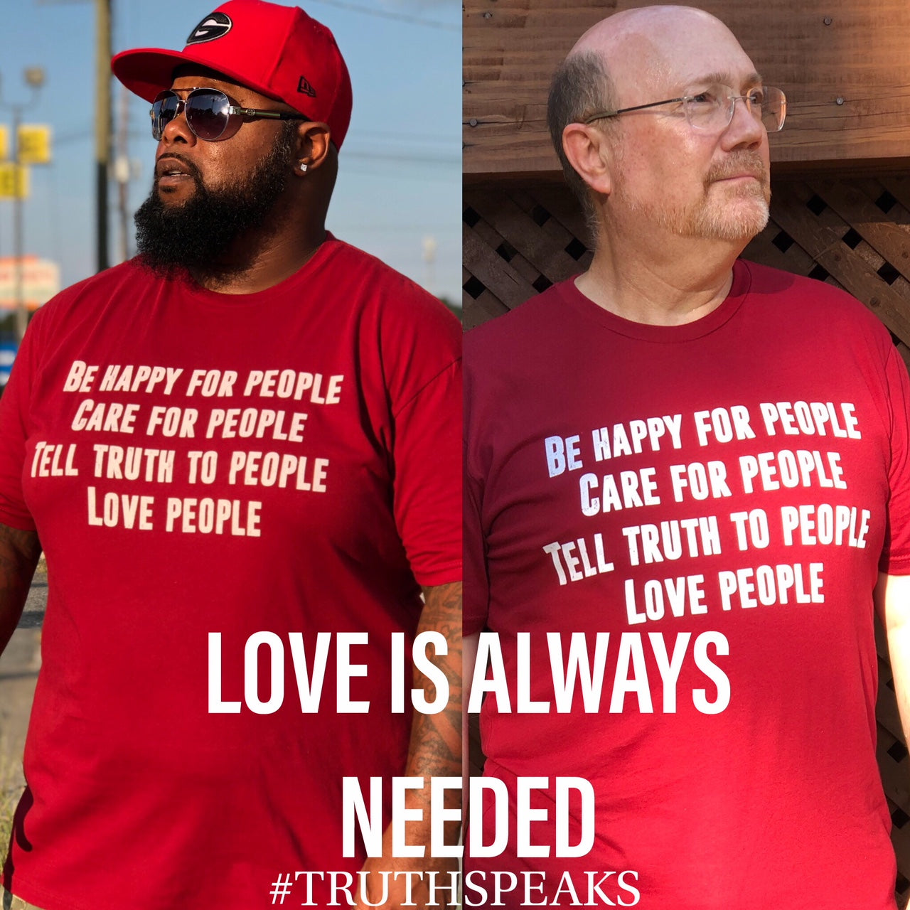 The Love People Shirt