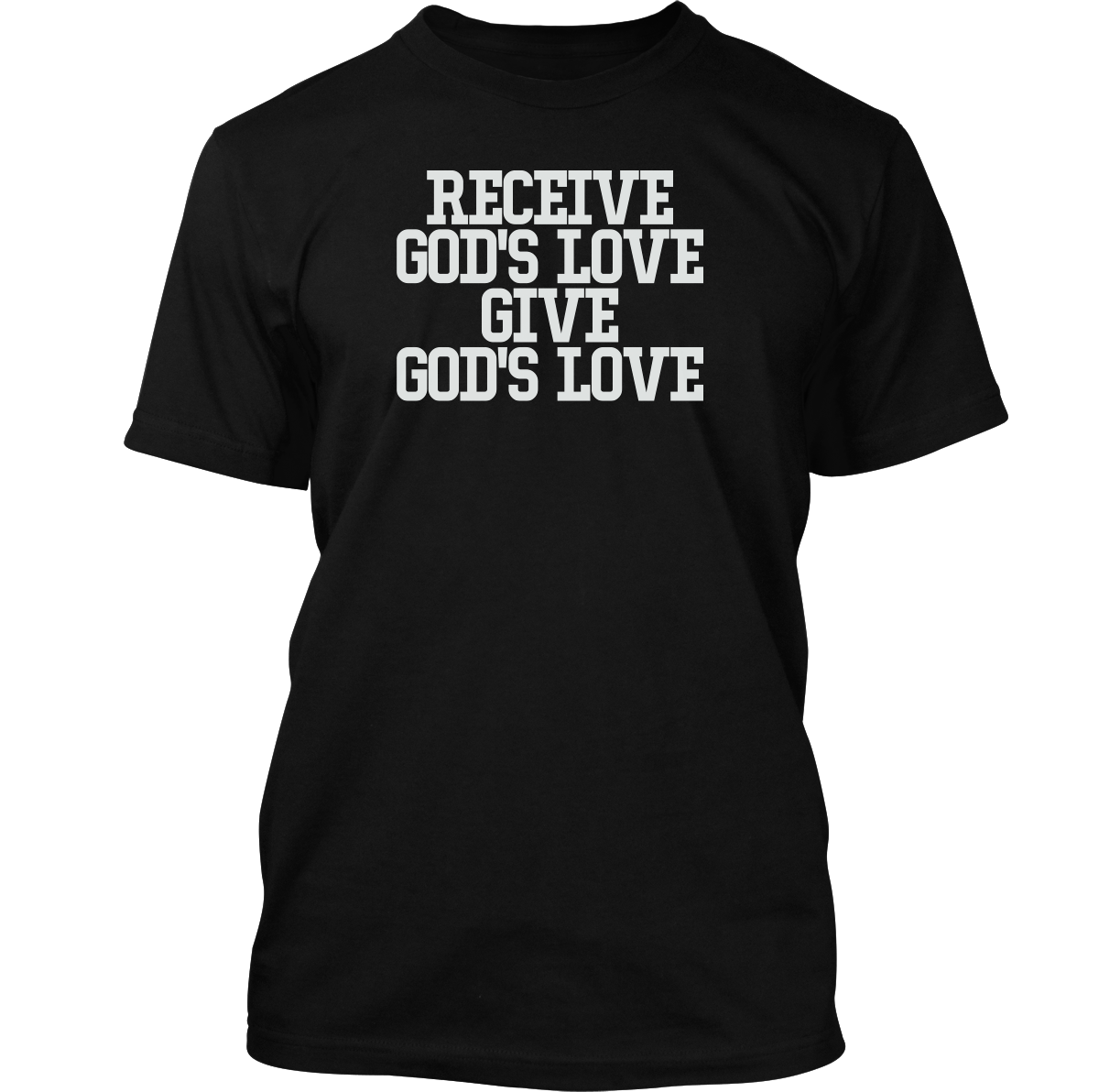 Receive and Give Tee (Preorder)