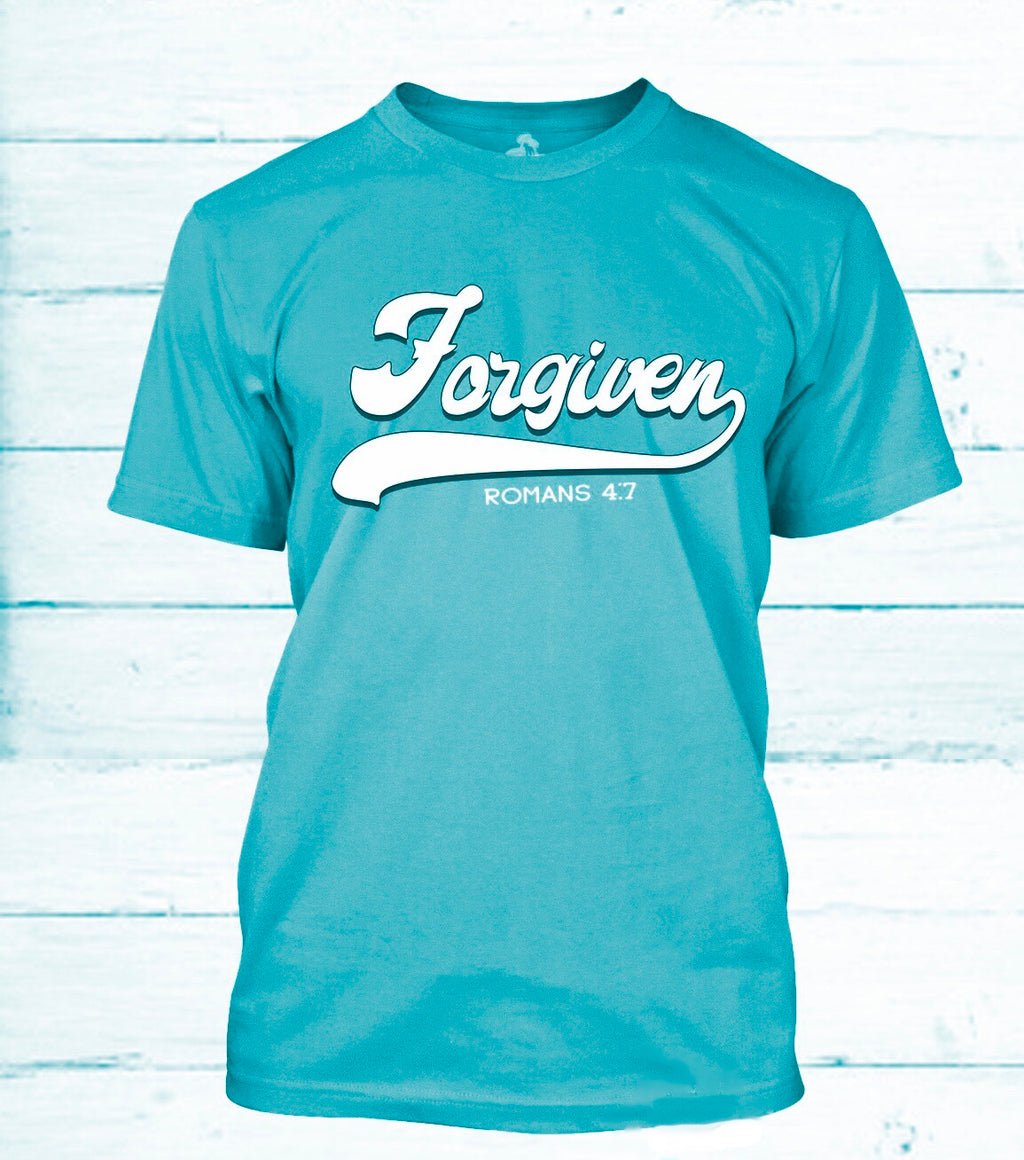 Forgiven Unisex Tee *Multiple Colors*