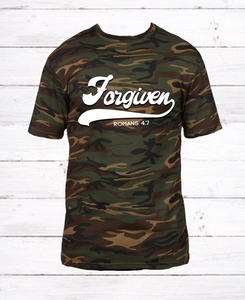 Forgiven (Camouflage) *Special Edition
