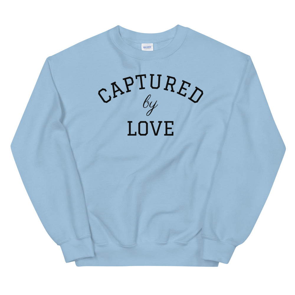 Captured Unisex Sweatshirt (Multiple Color Options)