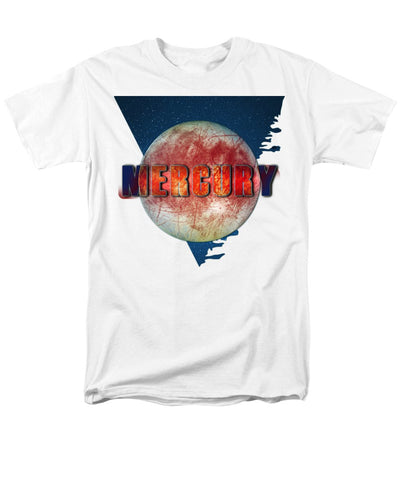 Mercury The Traveler. 3D, t-shirt, cool t-shirt, summer t-shirt, Dimension Tee, 100% cotton, t-shirt collection, design, t-shirt design