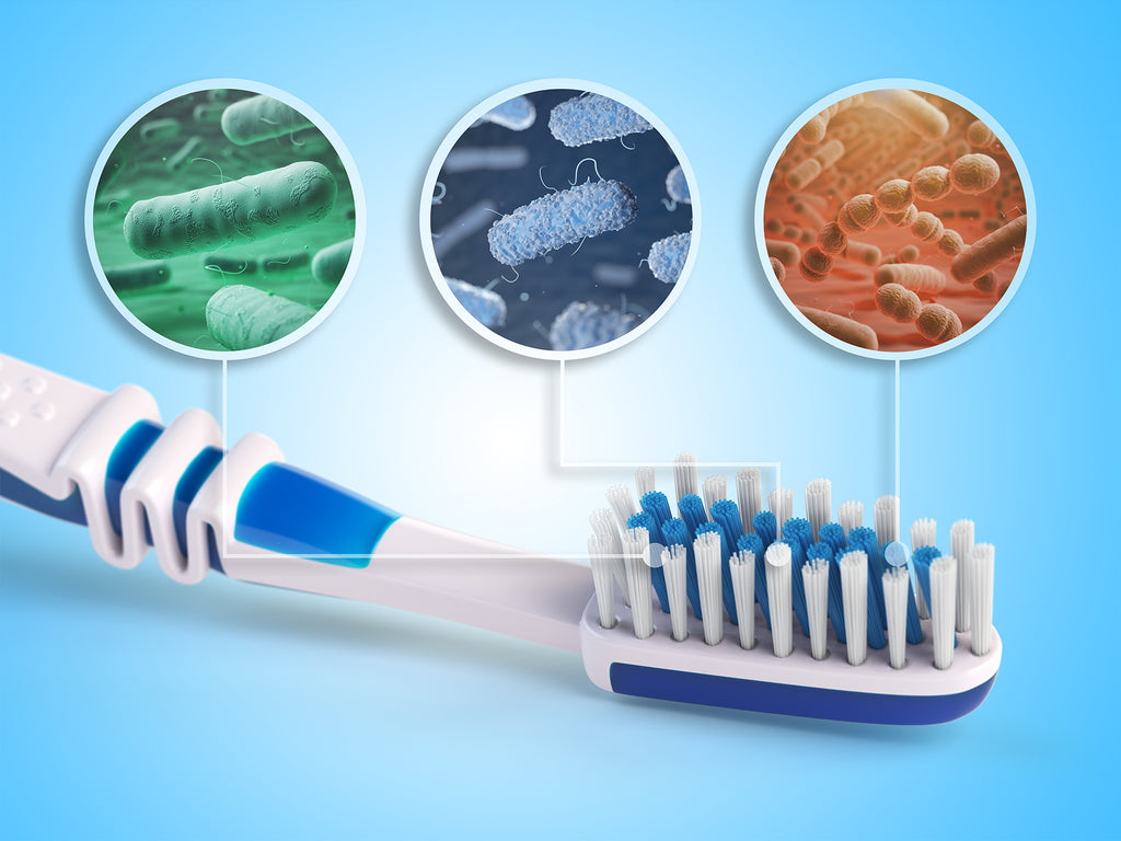 5 Ways to Kill Bacteria on Your Toothbrush
