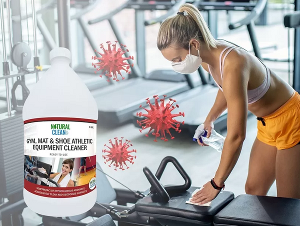8 Best Practices to Effectively Disinfect Your Workout Gym