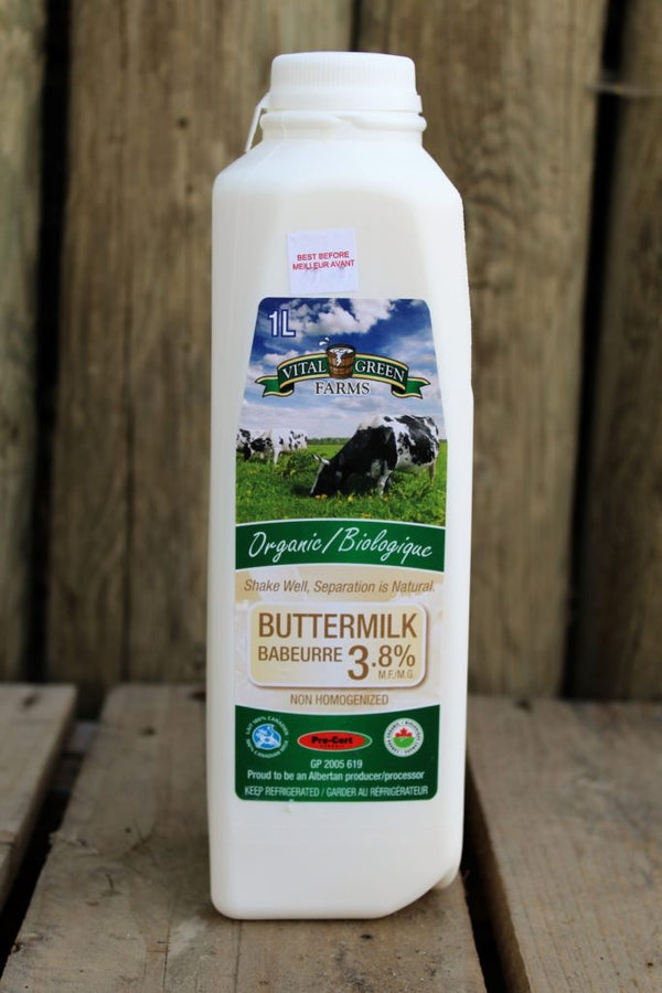 Organic Buttermilk