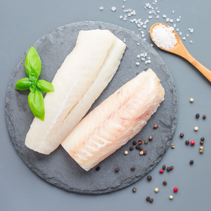 Wild Pacific Cod Fillets