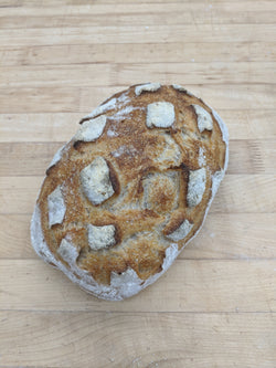 Country Sourdough Loaf