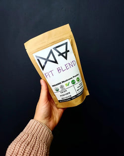 Fit Blend Mushroom Powder