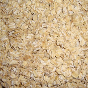 Organic Rolled Quick Oats