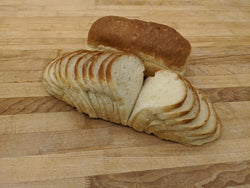 White Bread, sliced
