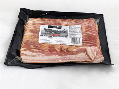 Traditional Hutterite Bacon