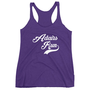 Adairs Run Women's Racerback Tank