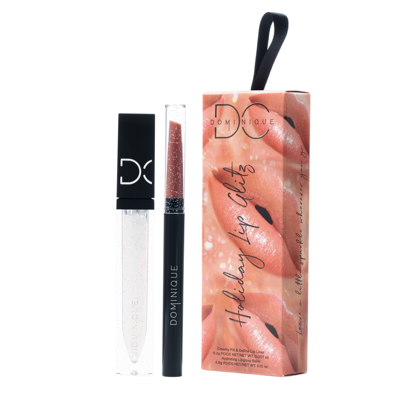 In a Daze Lip Bundle with lip liner and lip gloss