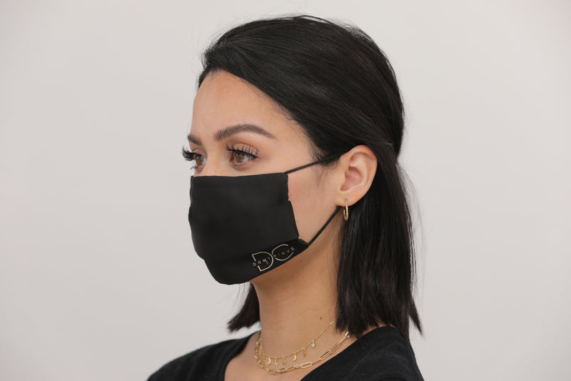DC Reversible Satin Face Mask