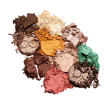 Crushed eyeshadow pigment from the Latte 2 Palette