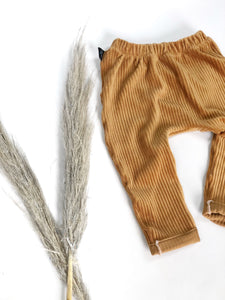 Camel Cord Chinos