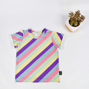Candy Stripe T Shirt