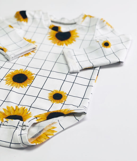 Sunflowers Bodysuit
