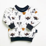 Safari lightweight Sweater