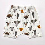 Little Loves Exclusive Safari Harem Shorts
